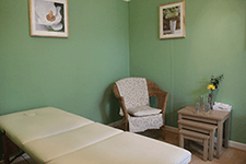 Bristol Acupuncture Treatment Room